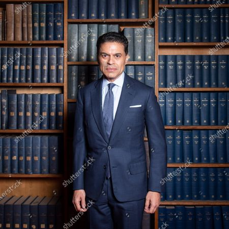 Editorial image of Fareed Zakaria at the Oxford Union, UK - 02 Dec 2019