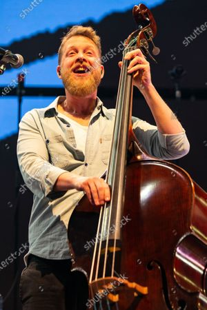 Stock Picture of Mumford & Sons - Ted Dwane