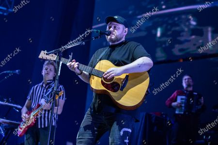 Editorial picture of KROQ Absolut Almost Acoustic Christmas concert, Honda Center, Anaheim, USA - 08 Dec 2019