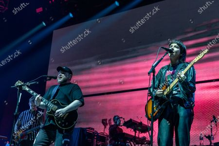 Editorial image of KROQ Absolut Almost Acoustic Christmas concert, Honda Center, Anaheim, USA - 08 Dec 2019