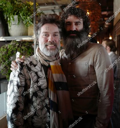 Rufus Wainwright and Jorn Weisbrodt