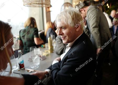 Editorial image of GQ Christmas Lunch at The Treehouse, London, UK - 11 Dec 2019