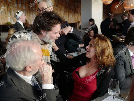 Rufus Wainwright and Tracey Emin