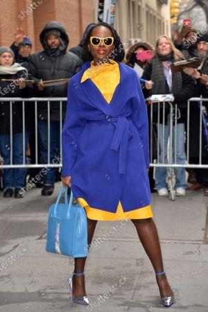 Stock Image of Lupita Nyong'o
