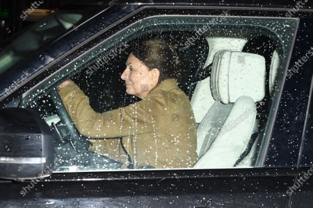 Editorial picture of Carole Middleton leaving Kensigton Palace, London, UK - 11 Dec 2019
