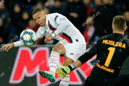 Editorial photo of Soccer Champions League, Paris, France - 11 Dec 2019