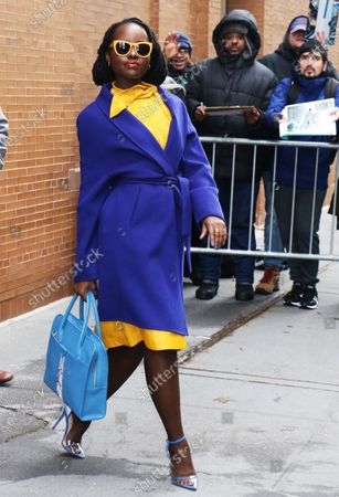 Editorial image of 'The View' TV show, New York, USA - 11 Dec 2019