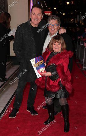 Editorial photo of 'Goldilocks and the Three Bears' pantomine press night, The London Palladium, London, UK - 11 Dec 2019
