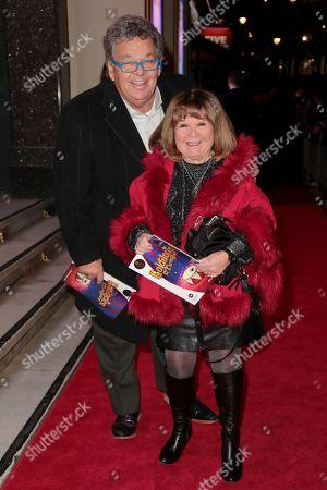 Ian Tough and Janette Tough