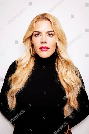 Editorial picture of TRAVEL-BUSY PHILIPPS, New York, USA - 16 Oct 2018