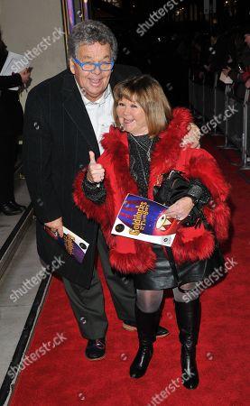 Stock Photo of The Krankies (Ian Tough and Janette Tough)