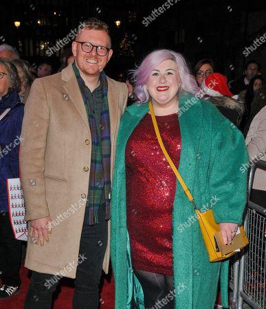 Editorial image of 'Goldilocks and the Three Bears' pantomine press night, The London Palladium, London, UK - 11 Dec 2019