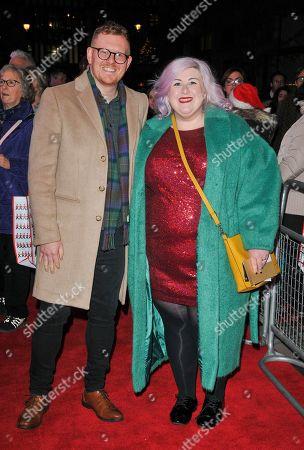 Jeff Nimmo and Michelle McManus