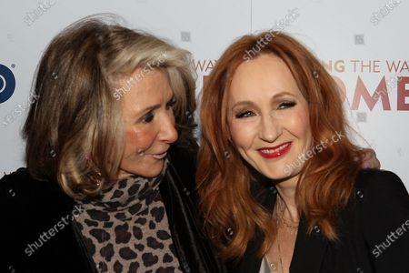 Sheila Nevins, J.K. Rowling