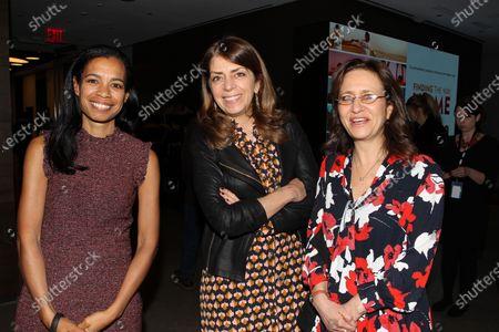 Stock Picture of Jacqueline Glover, Nancy Abraham, Lisa Heller