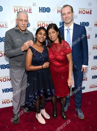 """Editorial picture of NY Premiere of HBO's """"Finding the Way Home"""", New York, USA - 11 Dec 2019"""