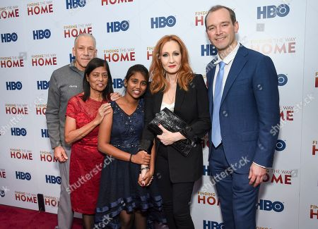 """Editorial photo of NY Premiere of HBO's """"Finding the Way Home"""", New York, USA - 11 Dec 2019"""