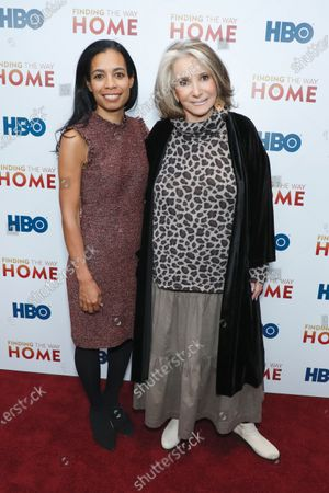 Jacqueline Glover and Sheila Nevins