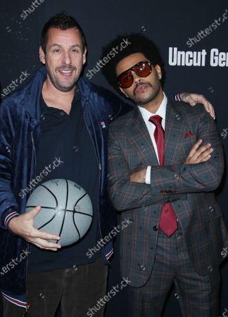 Editorial image of 'Uncut Gems' film premiere, Arrivals, Cinerama Dome, Los Angeles, USA - 11 Dec 2019