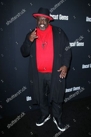 Editorial picture of 'Uncut Gems' film premiere, Arrivals, Cinerama Dome, Los Angeles, USA - 11 Dec 2019