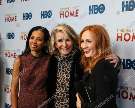 Editorial photo of 'Finding The Way Home' film premiere, Arrivals, Hudson Yards, New York, USA - 11 Dec 2019