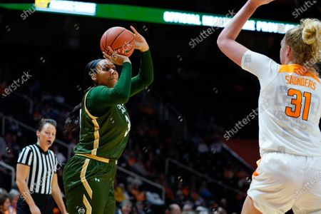 Editorial photo of NCAA Basketball Colorado State vs Tennessee, Knoxville, USA - 11 Dec 2019