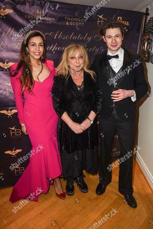 Christabel Milbanke, Helen Lederer and Guest