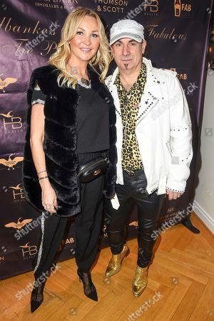 Heather Bird and Tony Moore