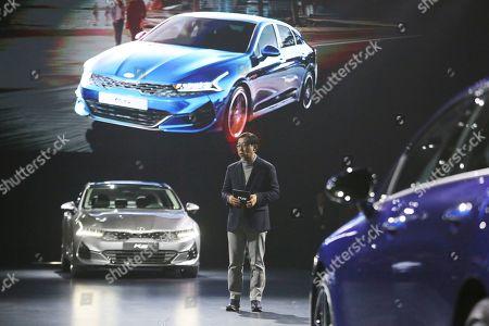 Editorial photo of KIA Motors, Seoul, South Korea - 12 Dec 2019