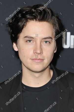 """Cole Sprouse attends the LA premiere of """"Uncut Gems"""" at ArcLight Hollywood, in Los Angeles"""