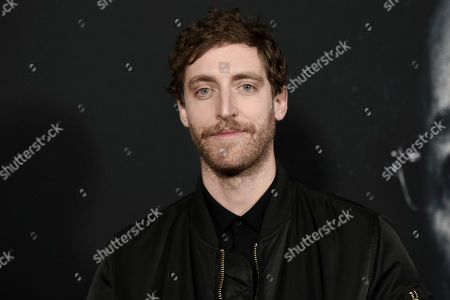 "Thomas Middleditch attends the LA premiere of ""Uncut Gems"" at ArcLight Hollywood, in Los Angeles"