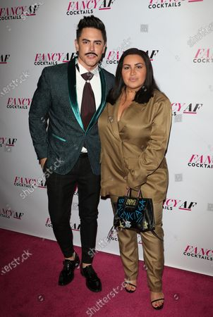 Tom Sandoval and Mercedes Javid