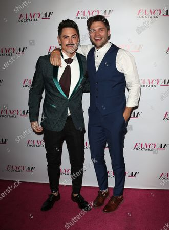 Stock Image of Tom Sandoval and Tom Schwartz