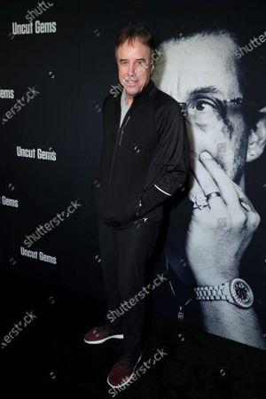 Editorial photo of A24's UNCUT GEMS Los Angeles Premiere, Arrivals, Los Angeles, USA - 11 Dec 2019