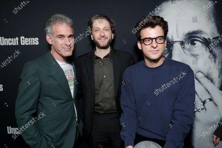 Ronald Bronstein, Writer, Daniel Lopatin, Composer, Eli Bush, Producer,