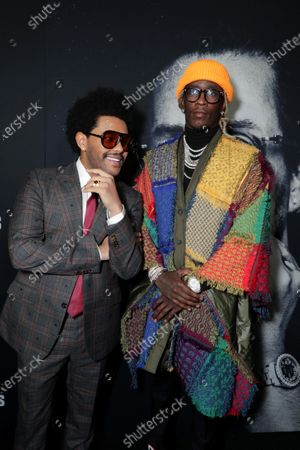 The Weeknd, Young Thug