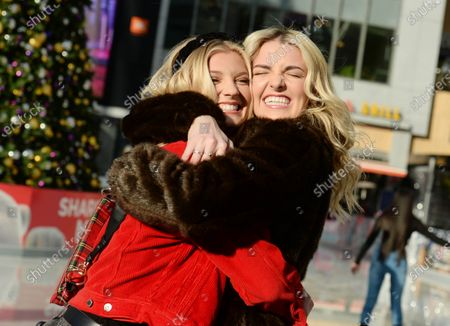 Kyla Laufer and Rydel Lynch