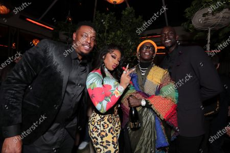 Stock Image of Guest, Megan Thee Stallion, Young Thug