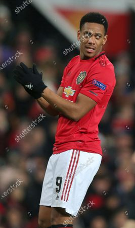 Editorial photo of Manchester United v AZ Alkmaar, UEFA Europa League, Group L, Football, Old Trafford, UK - 12 Dec 2019