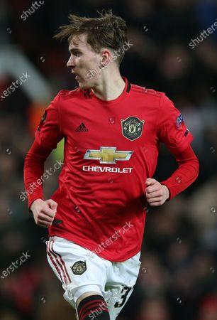 James Garner of Manchester United