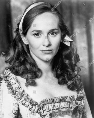 Hilary Dwyer, Publicity Portrait for the Film, 'Wuthering Heights', American International Pictures, 1970