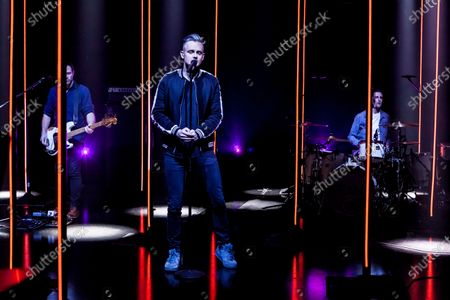 Editorial image of 'The Jonathan Ross Show', TV show, Series 15, Episode 14, London, UK - 14 Dec 2019