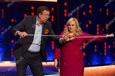 Penn Jillette, Rebel Wilson