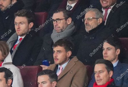 Editorial image of Arsenal v Manchester City, Premier League, Football, Emirates Stadium, London, UK - 15 Dec 2019