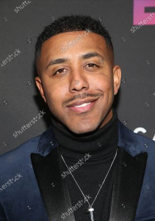 Stock Image of Marques Houston