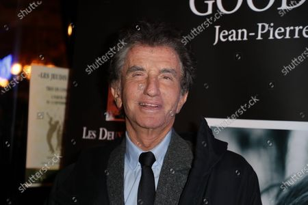 Editorial photo of Jean Pierre Mocky '70 Years of Cinema' tribute, Paris, France - 09 Dec 2019