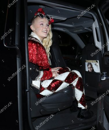 Editorial picture of JoJo Siwa out and about, Los Angeles, USA - 11 Dec 2019
