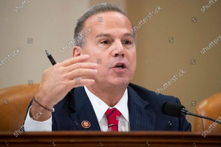 Democratic Representative from Rhode Island David Cicilline speaks during the House Judiciary Committee's markup of House Resolution 755, Articles of Impeachment Against President Donald J. Trump, on Capitol Hill in Washington, DC, USA, 12 December 2019. The House Judiciary Committee has written two articles of impeachment accusing US President Donald J. Trump of abuse of power and obstruction of Congress. The committee is expected to vote on the two articles, 12 December, setting up a vote on the House floor next week.