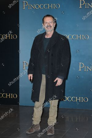 Editorial image of 'Pinocchio' film photocall, Rome, Italy - 12 Dec 2019