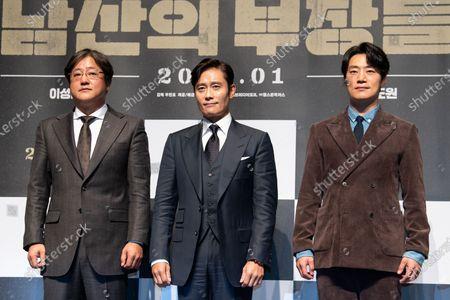Kwak Do-Won, Byung-hun Lee, Lee Hee-joon